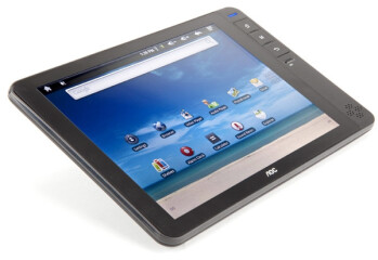 """AOC to show a $200 Android 2.1 tablet with 8"""" screen at CES"""