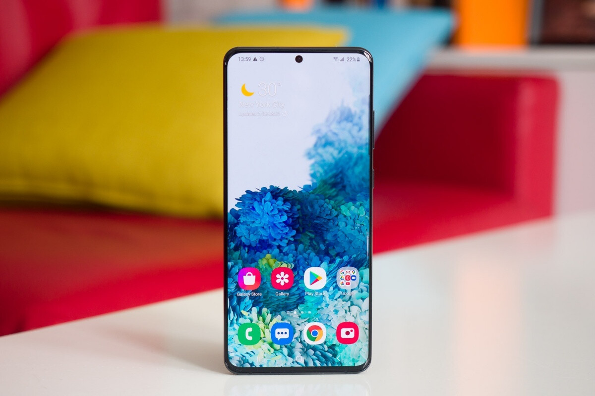 Samsung reports declining smartphone sales, improved profit on the back of 5G models