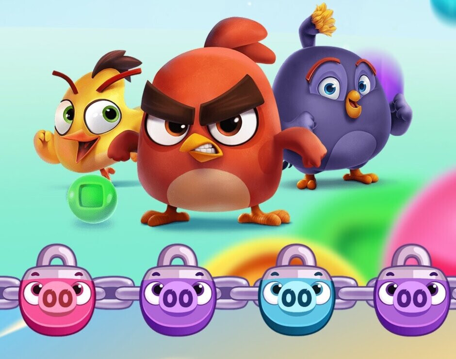 Angry Birds developer Rovio reported a healthy 75% gain in Q1 profits - Angry Birds took flight in the first quarter of 2020