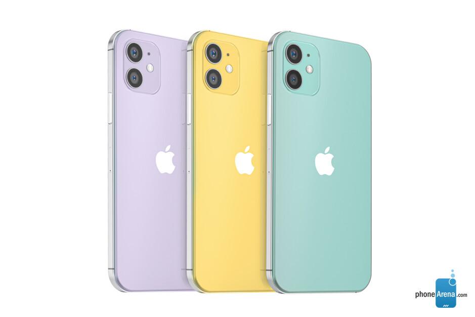 Apple iPhone 12 concept render - Massive iPhone 12 leak reveals impressive pricing for 5G iPhones