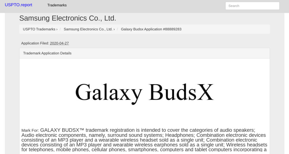 Samsung's upcoming Galaxy BudsX might pack a surprising feature