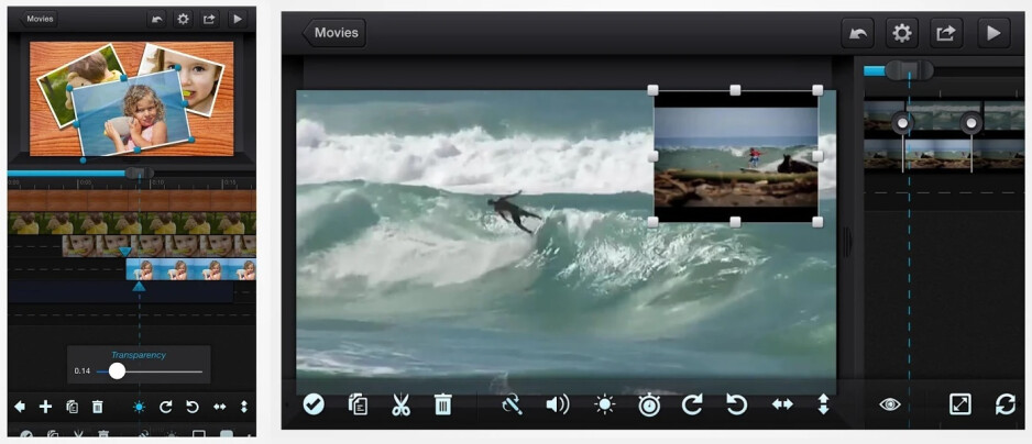 Cute Cut is the best overall Android video editing app for most users, reasonably priced and well capable. - The 4 best Android video editing apps, for any budget and skill level