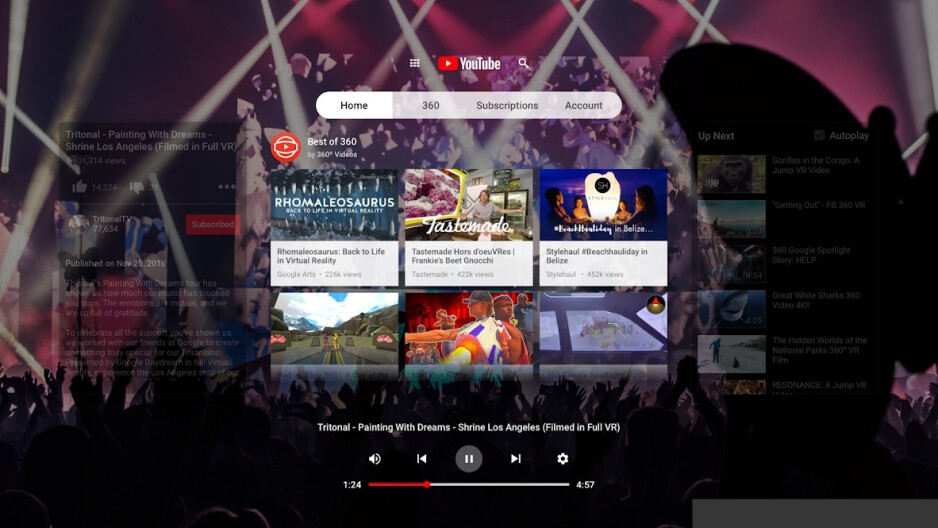 Best VR apps for watching virtual reality videos and viewing photos on Android