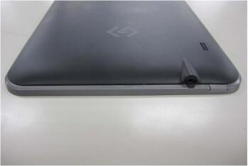 The 10.8-inch Sharp EB-WX1GJ