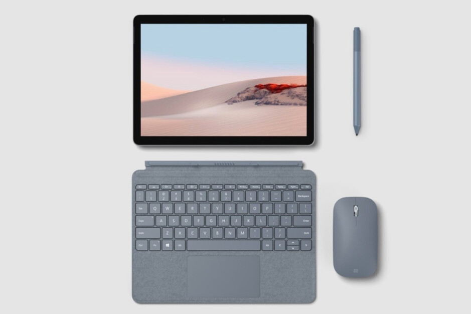 Microsoft's Surface Go 2 tablet comes with more screen real estate, more power, same price