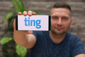 Ting Mobile wants to break you away from the shackles of big carriers, gives you $25 credit to try it
