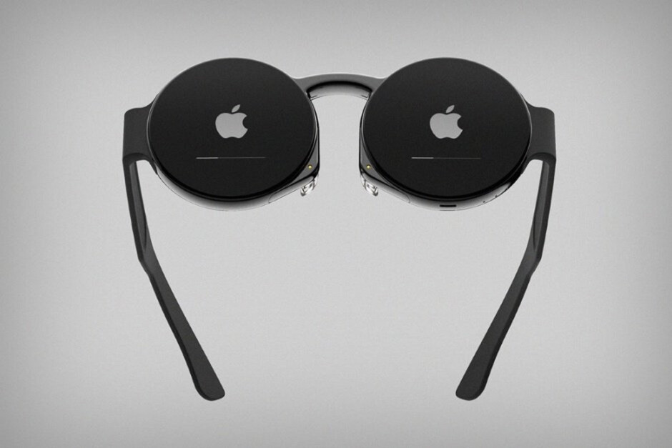 Apple Glasses concept - Apple Glasses AR headset to resemble traditional glasses, support 5G