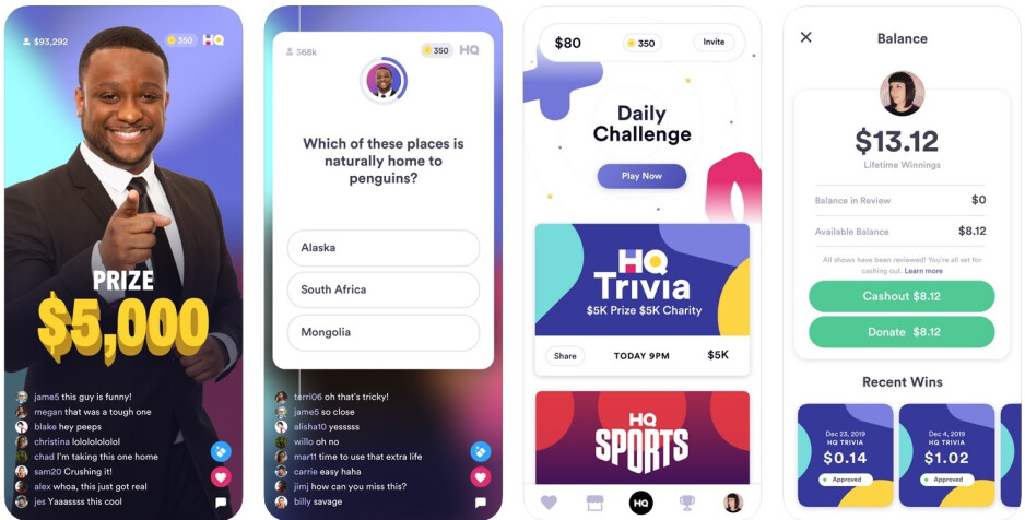 HQ Sports returns this Sunday with a $2500 cash prize - Know your sports trivia? Starting Sunday May 10th you can win some cash twice a week