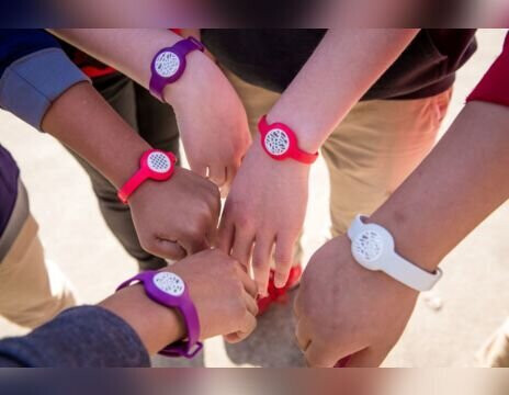 Image credit - Krystal Pollitt - New wearable tech could help track pollution, coronavirus particles