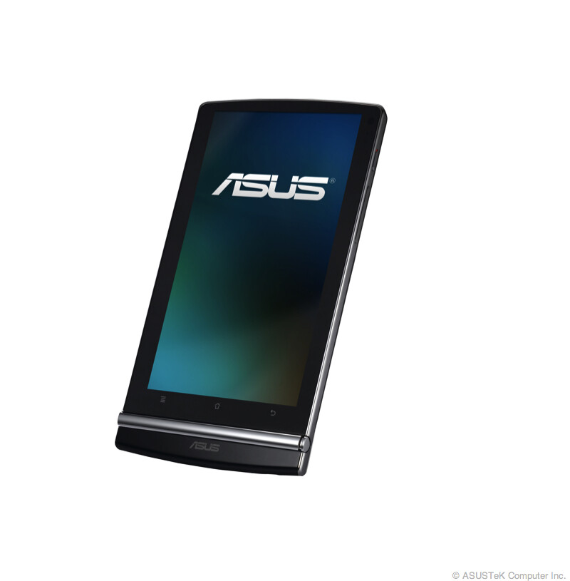 Asus Eee Pad MeMO - Asus steals the tablet show at CES with a quartet of incredible slates
