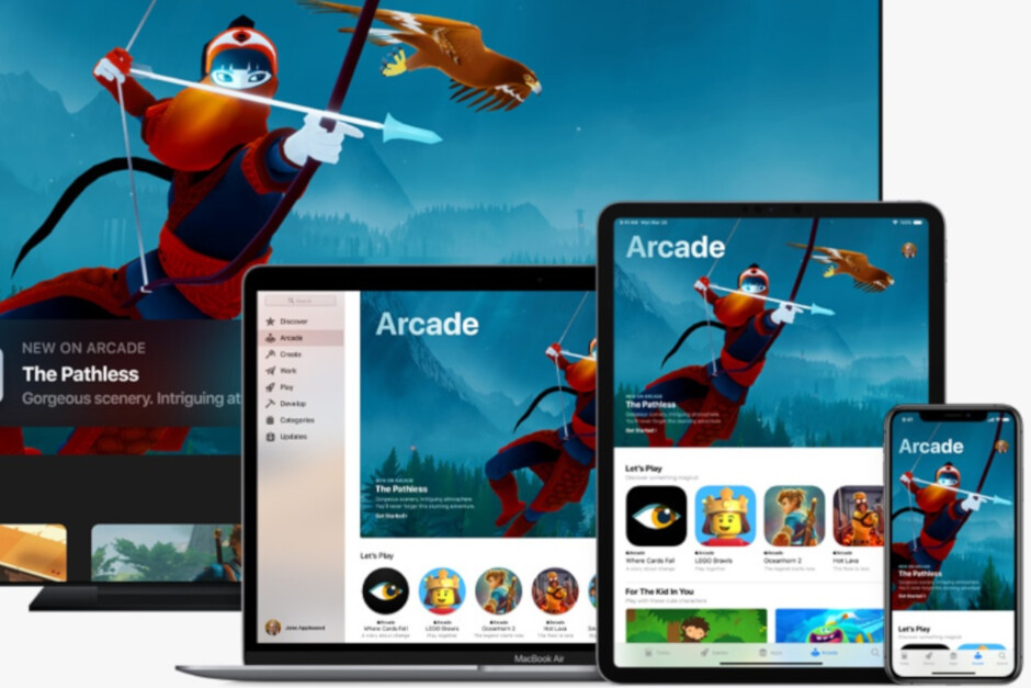 Apple Arcade is one of several sources of recurring revenue for Apple - The current quarter could be historically bad for Apple iPhone sales