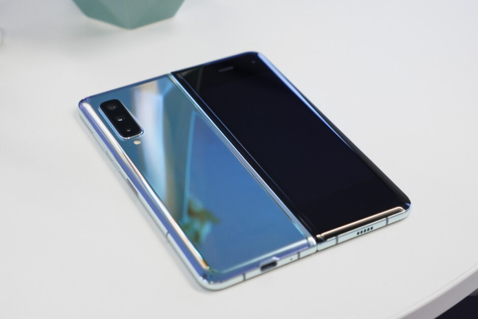 First-gen Samsung Galaxy Fold - The Samsung Galaxy Fold 2 and Galaxy Z Flip 5G puzzle pieces keep falling into place
