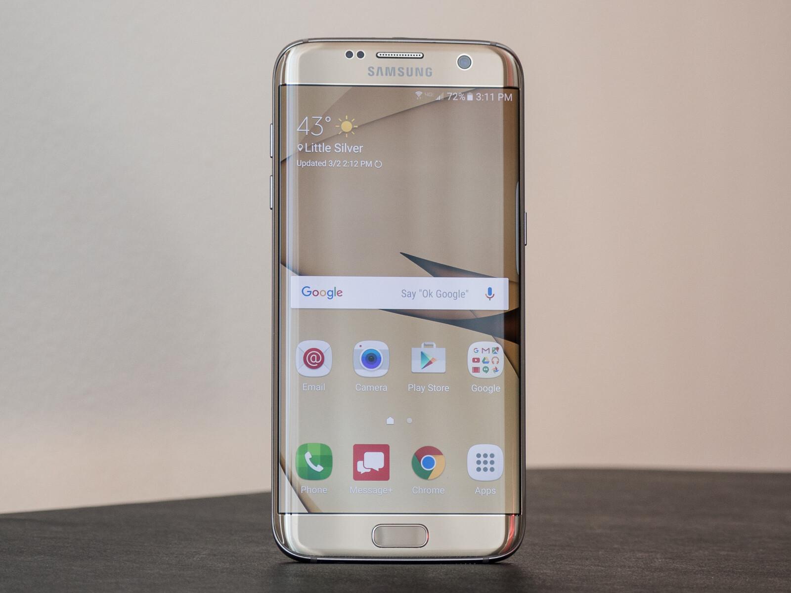 سامسونج Galaxy S7 Edge - مظهر رائع! - الهواتف أكثر هشاشة من أي وقت مضى ، وكل هذا خطأنا