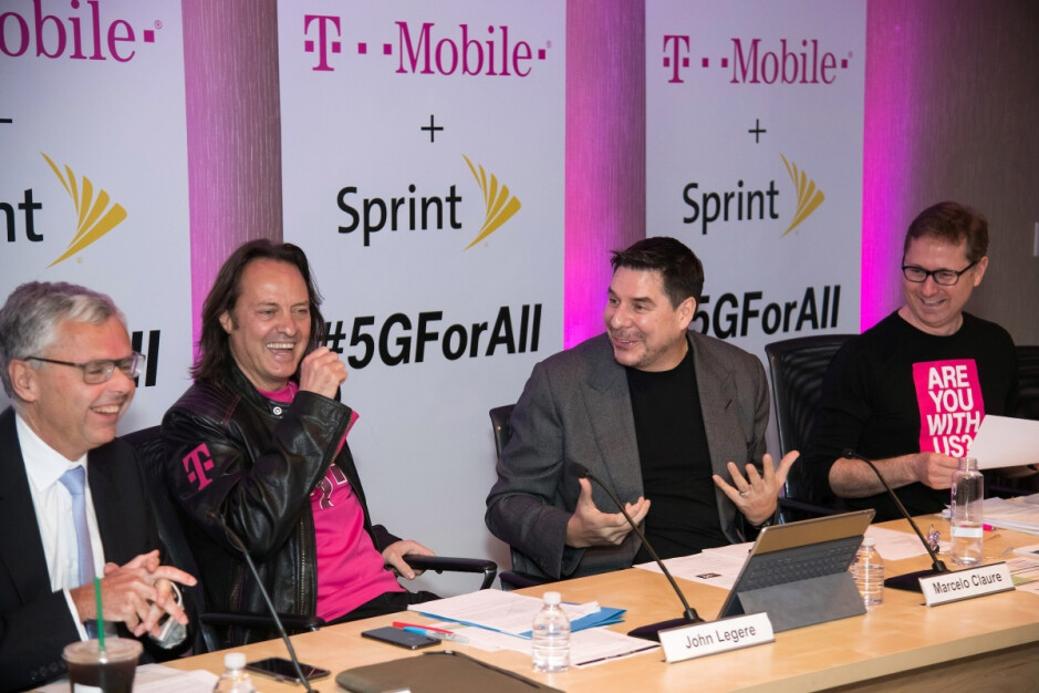 There's no slowdown in sight for T-Mobile's industry-leading 5G expansion efforts