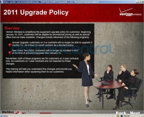 """Verizon is ending both early upgrades and its """"New Every Two"""" programs - Verizon ends early upgrade and """"New Every Two"""" programs"""