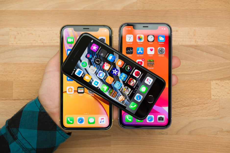 How many people will prefer the SE over the new generation of iPhones? Probably not that many... - Is Apple cannibalizing iPhone 11 sales with the new iPhone SE?
