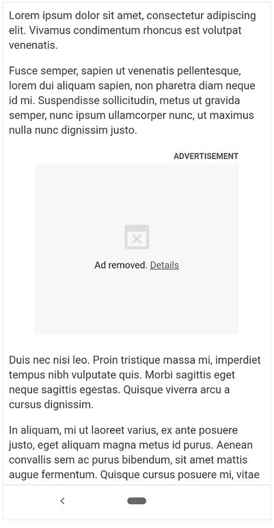 The frames of ads on Chrome that exceed the resources cap will navigate to an error page - Update to Google Chrome could result in improved battery life for your device