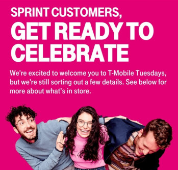 Sprint customers will eventually become members of the T-Mobile Tuesdays rewards program - T-Mobile is giving away 10 Apple iPhone SE (2020) handsets; here's how you can enter the sweepstakes