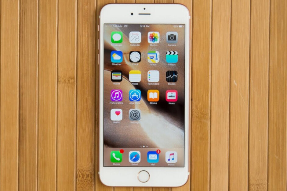 The Apple iPhone 6s is one of the models that Apple throttled with the iOS 10.2.1 update in 2017 - Judge gives preliminary approval to settlement of iPhone #batterygate lawsuit