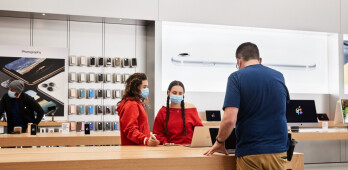 Employees and customers at reopened Apple Stores must wear face masks - Apple to reopen 25 U.S. Apple Stores this coming week