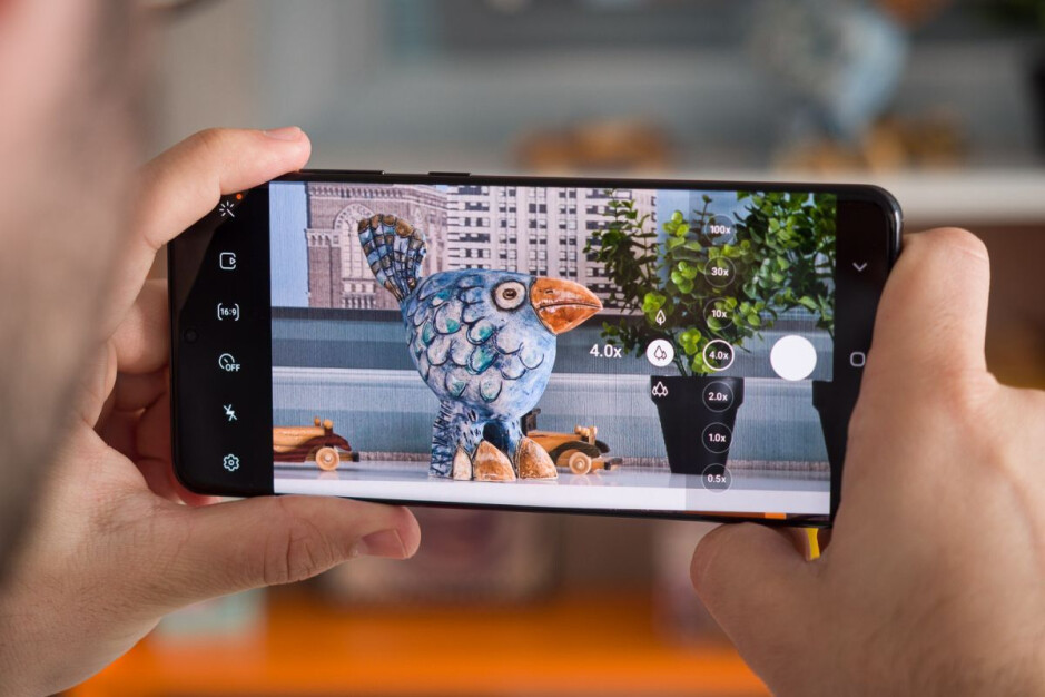 The 100x zoom feature of the S20 Ultra may or may not come to the Note 20+ - Samsung's Galaxy Note 20+ 5G and S20 Ultra could have one big thing in common