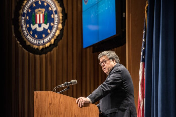 Barr accused Apple today of doing nothing to help the FBI investigate Mohammed Saeed Alshamrani - Who is lying, Apple or Attorney General William Barr?
