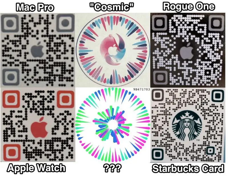 Leaked Apple Glass QR codes - Major Apple Glass leak reveals $499 price, release date, key features, and more