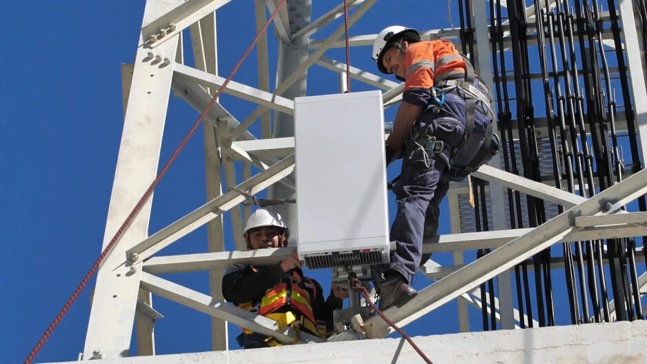 Verizon is testing mid-band spectrum from the C-band in various parts of the country - Verizon asks the FCC for permission to test mid-band spectrum for 5G use