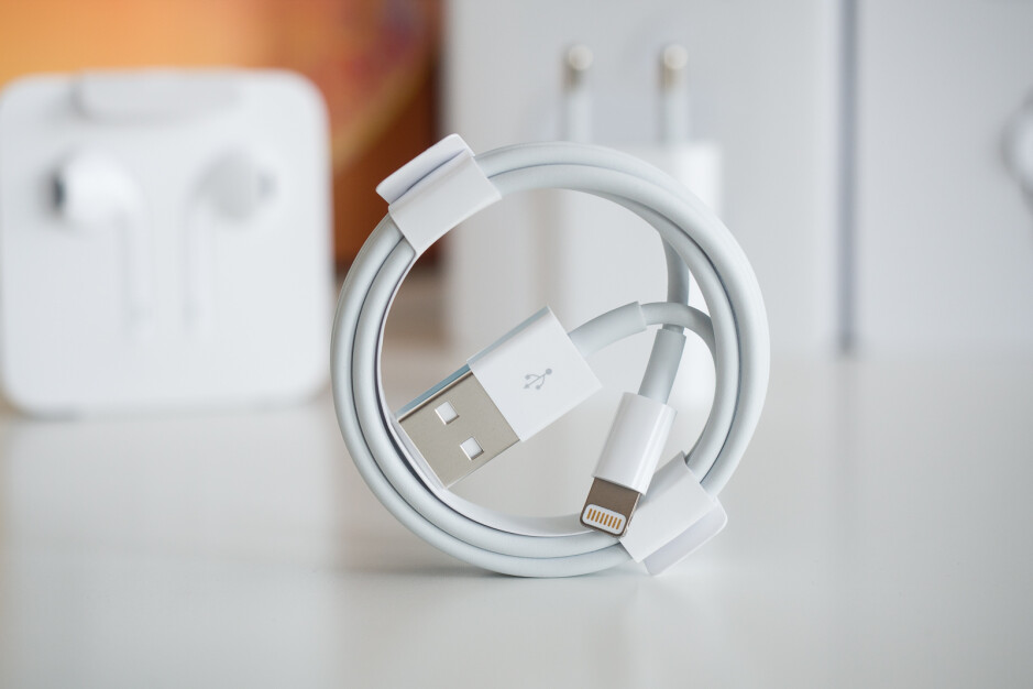 The charger and cable will still be included - Apple might ship the iPhone 12 5G without earphones to boost AirPods sales
