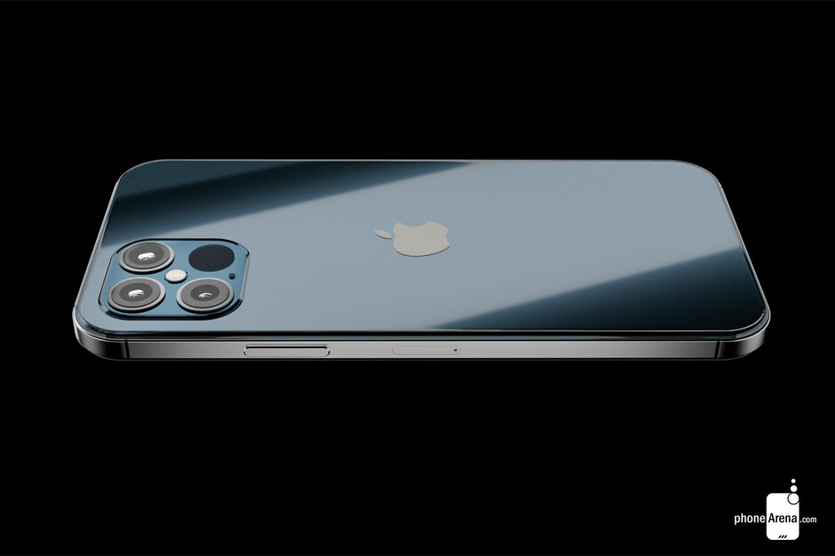 iPhone 12 Pro concept render - Apple might ship the iPhone 12 5G without earphones to boost AirPods sales