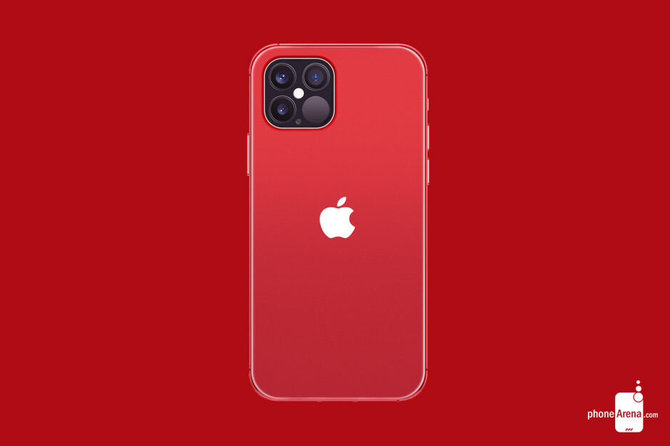 iPhone 12 Pro concept - Apple calls on three suppliers for iPhone 12/Pro 5G camera modules