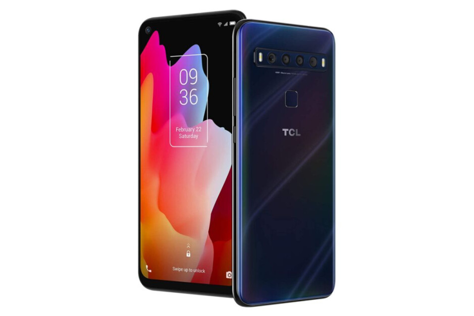 The TCL 10L doesn't look bad either... for a $250 phone - The impressively affordable TCL 10 Pro and TCL 10L handsets are now available in the US