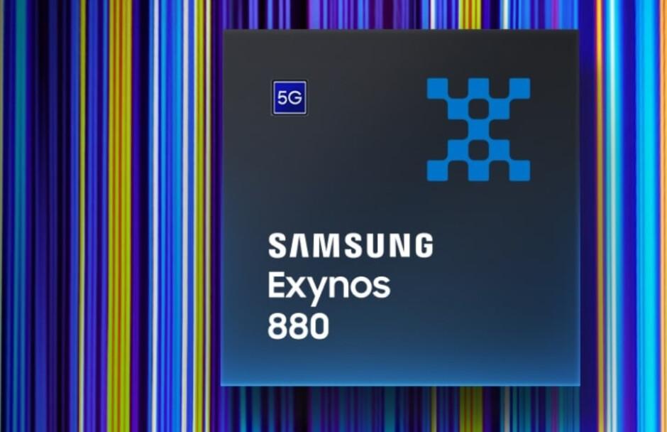 The Exynos 880 is Samsung's new mid-range chipset - Samsung's new Exynos 880 chipset is the company's latest mid-range 5G chip