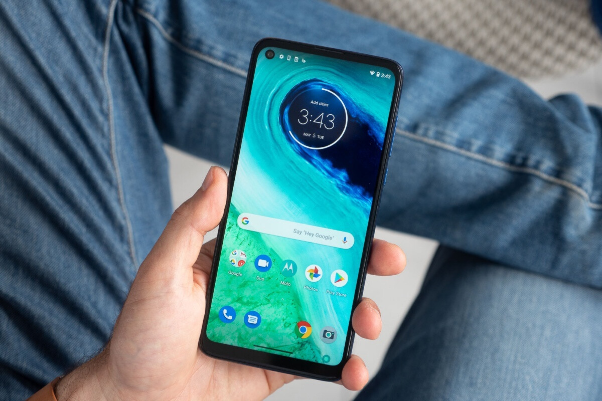 Moto G8 - Motorola unveils the Moto G Pro in Europe, also prepping a US-bound Moto G Fast
