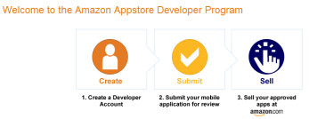 Amazon opens its own upcoming Android app store to developers