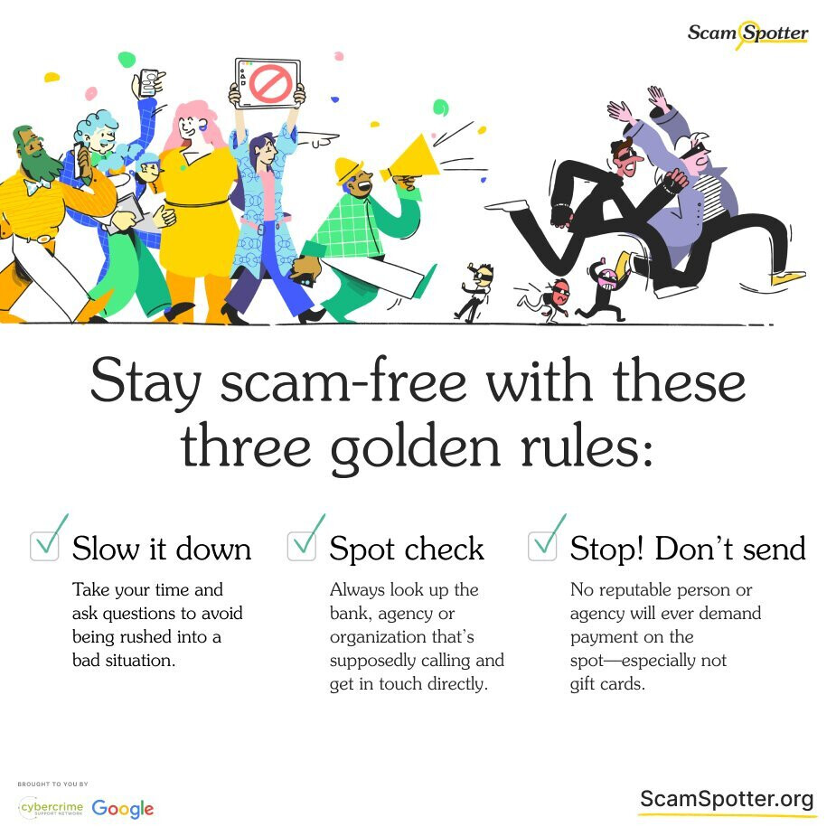 Google launches Scam Spotter program to help internet users identify and prevent fraud
