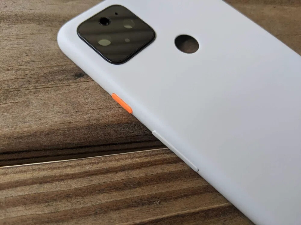 The rear panel includes a cutout for a fingerprint scanner and a camera module for a dual-camera setup- New images of Pixel 4a XL rear cover show us what might have been