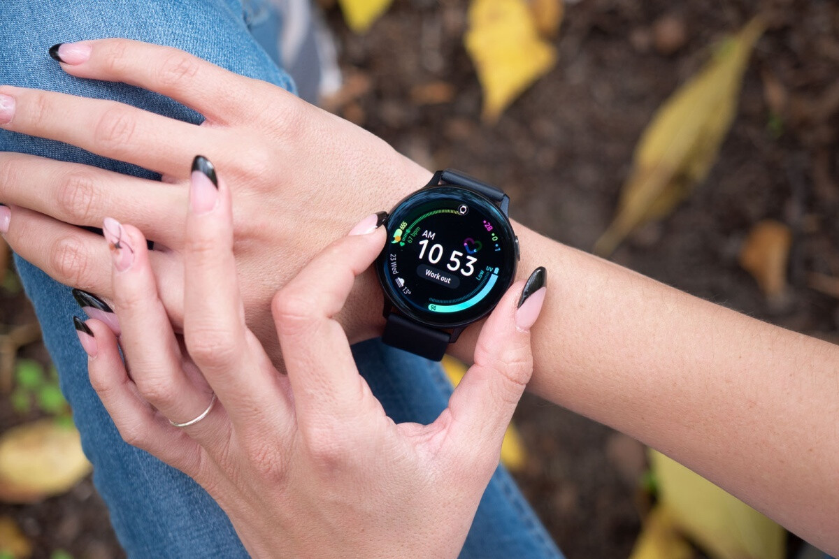 The Galaxy Watch Active 2 supports virtual touch bezel interaction, which is not the same thing - Upcoming Samsung Galaxy Watch 2 could mark the return of a beloved feature