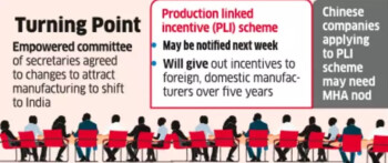 India has removed major issues with its incentive-based production scheme paving the way for increased smartphone production in the country - Apple iPhone production could increase sharply in India