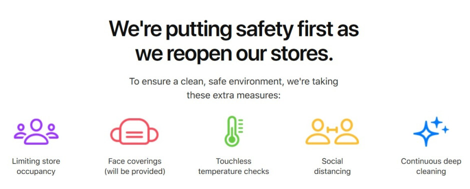Apple will put safety first when it comes to its brick and mortar stores - Apple takes action to close most U.S. stores after looting occurs