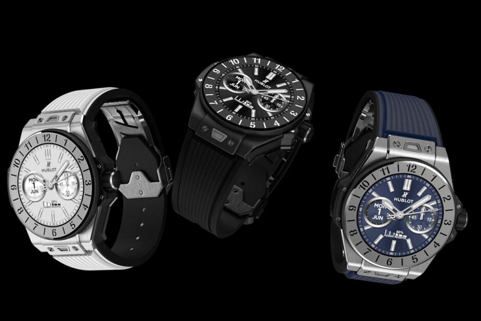 Hublot Big Bang e - The newest Wear OS smartwatches from Hublot and Tag Heuer are... probably not for you