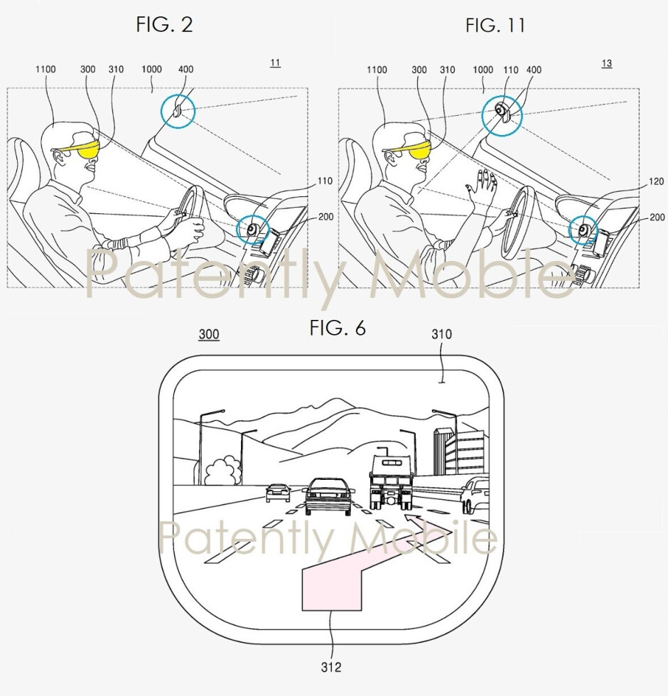 Patent gives insight into Samsung's AR glasses and some of their features