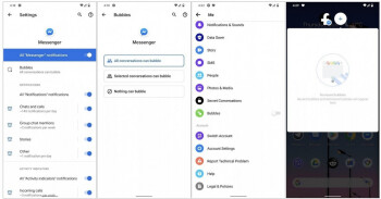 Facebook is testing the Android 11 native beta version of bubbles to replace its own Chat Heads feature on Messenger - Messenger to use Android 11 bubbles to replace its Chat Heads feature