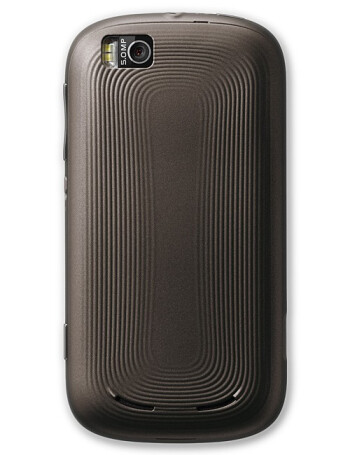 Motorola CLIQ 2 has uniquely-shaped buttons