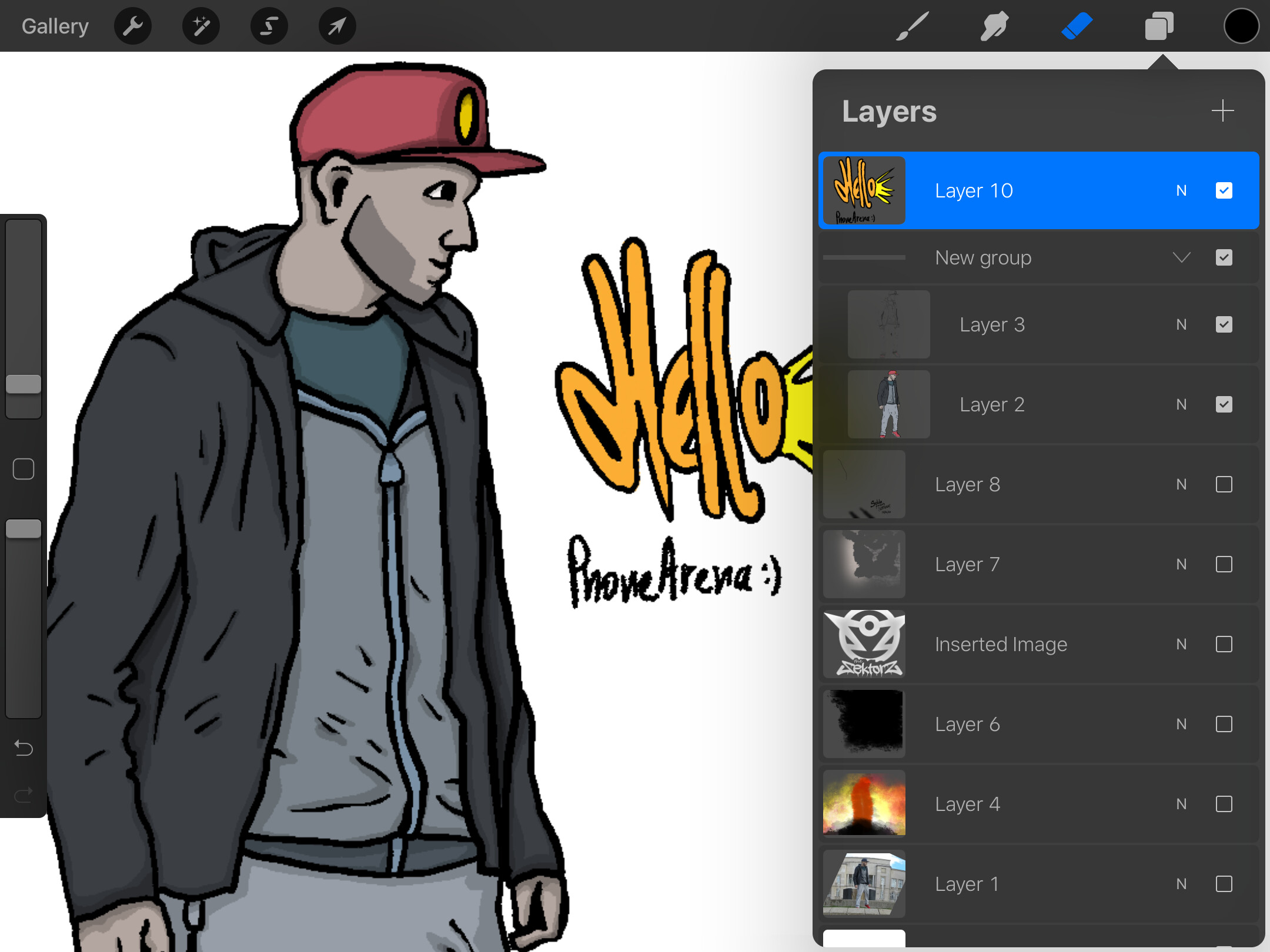 Procreate is one of the most popular iPad apps for professionals, exclusive to iOS. - This is what iPadOS needs before the iPad can truly replace a computer