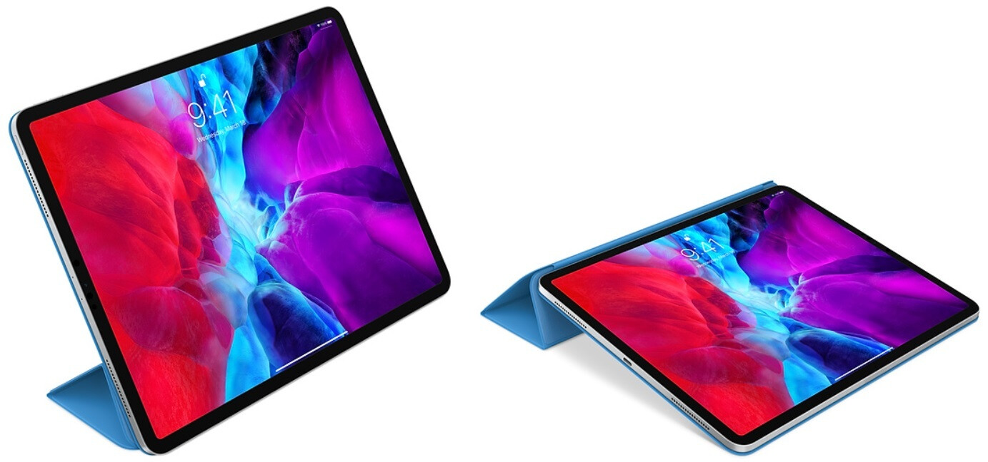 This is nowhere near as good as a real kickstand. - This is what iPadOS needs before the iPad can truly replace a computer