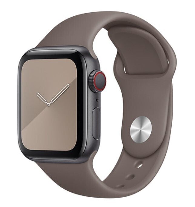 New Apple Watch Coastal Gray color band - Check out Apple's new iPhone 11 case colors with matching Watch bands