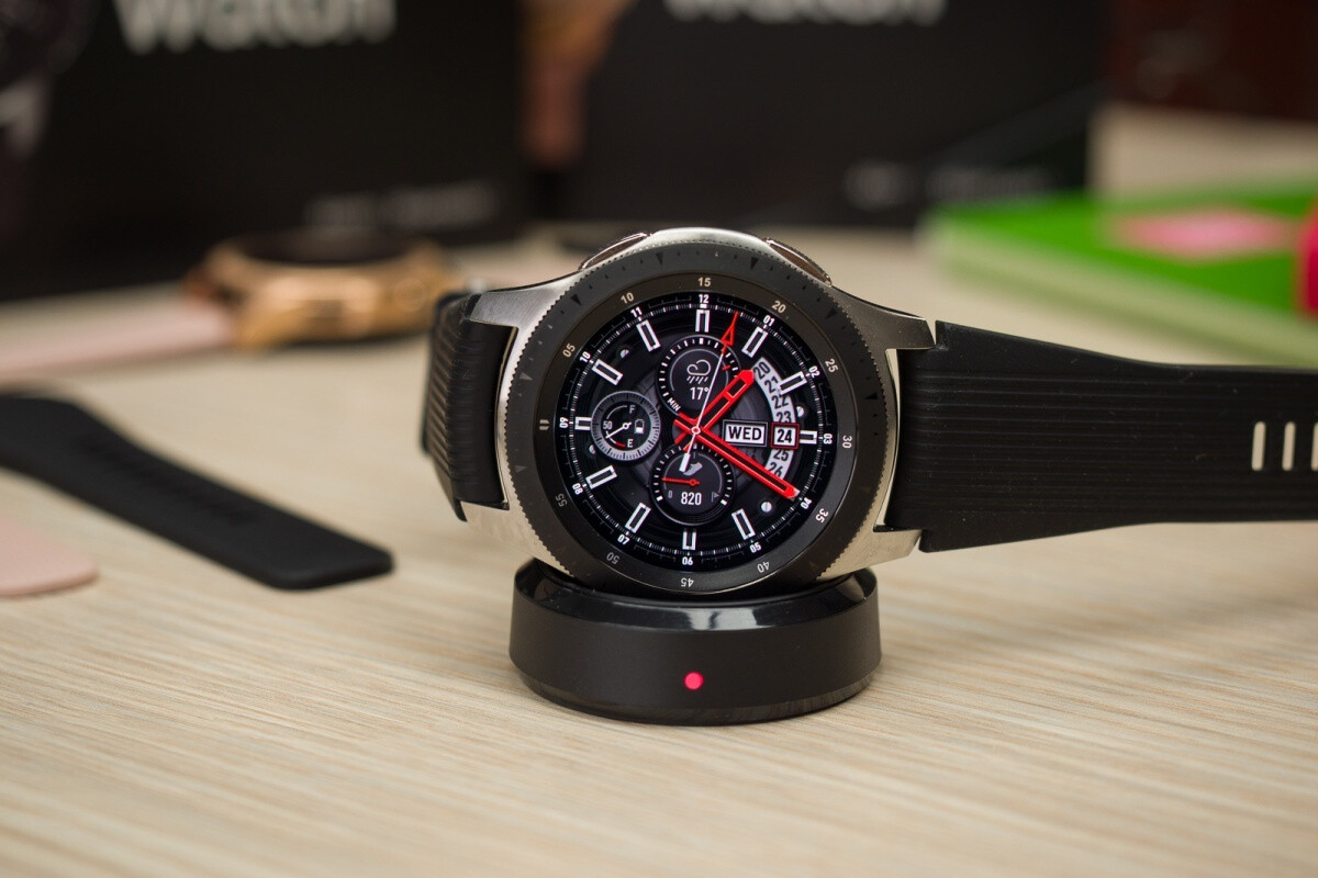 Original Samsung Galaxy Watch - The Samsung Galaxy Watch 3 and Galaxy Buds Live will likely beat the Note 20 to market