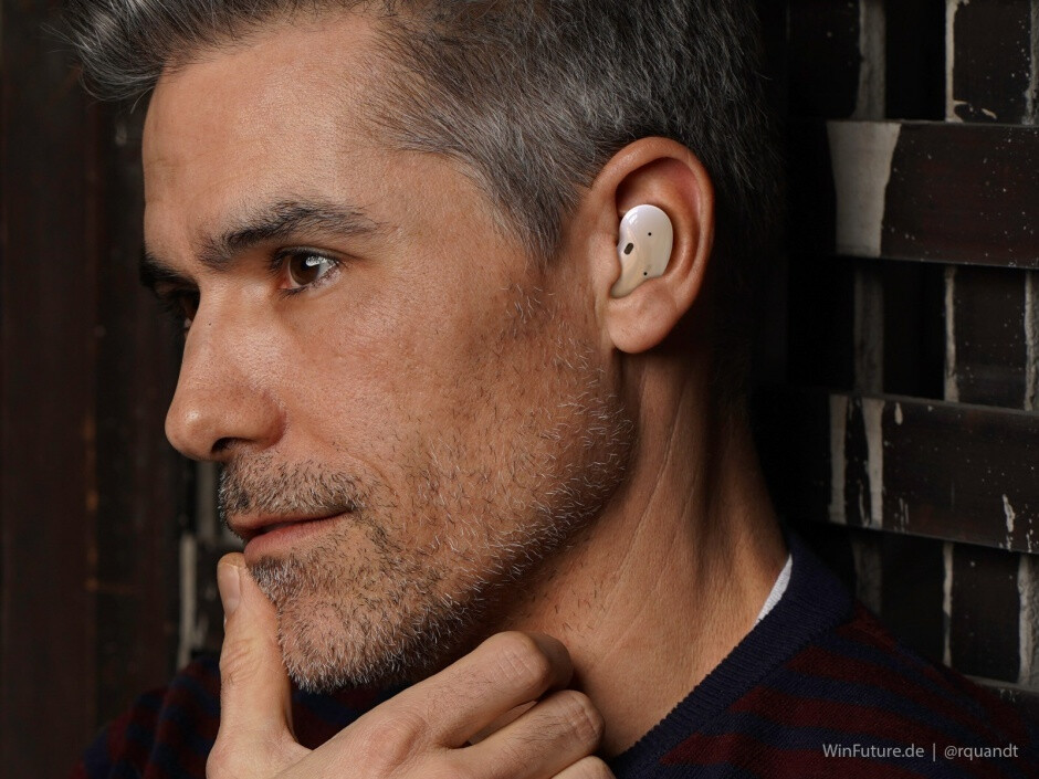 Samsung Galaxy Buds Live, aka Galaxy Buds Bean - The Samsung Galaxy Watch 3 and Galaxy Buds Live will likely beat the Note 20 to market
