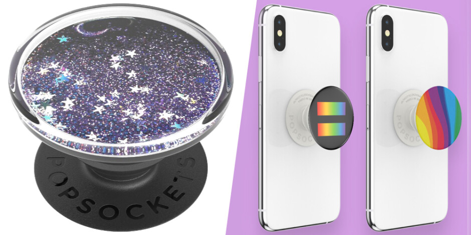PopSockets vs phone ring holders vs phone kickstands – best choice for you?